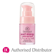 DERMACOL Pearl Energy MAKE-UP BASE Brightening & Smoothing Primer 15ml AUTHENTIC