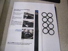 6.0L Powerstroke Diesel High Pressure Oil Rail Ball Tube Orings