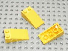 LEGO Star Wars Yellow Slope brick ref 30363 / set 7141 8813 5582 6187 7249 7259