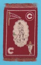 1910 Murad tobacco felt B33 University Of Chicago Hockey Player Tough