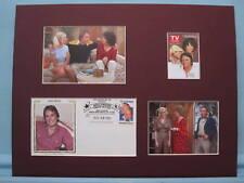 John Ritter & Suzanne Somers  - Three's Company & Commemorative Cover
