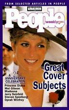 Great Cover Stories: A 25th Anniversay Celebration Princess Diana, Madonna,Oprah