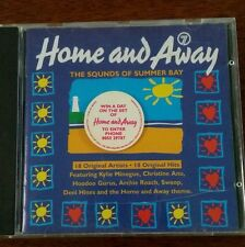 HOME & AWAY - THE SOUNDS OF SUMMER BAY CD