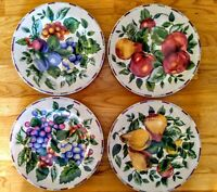 Sakura Casual Dining by Oneida - Set of 4 Fruit Salad Plates - Sonoma Excell