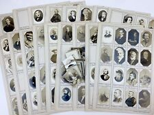 The MESERVE COLLECTION of Photography (DARWIN) (BRAHMS) (DICKENS) (NIGHTINGALE)