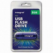 Lecteurs flash USB Integral USB 2.0, 8 Go