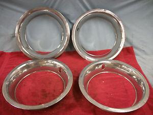 1968-78 Corvette Trim Ring, Original