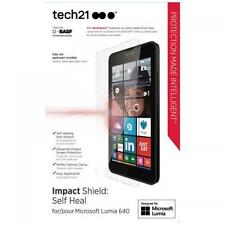 Tech21 Nokia Lumia 640 Impact Shield Anti-Scratch Self-Healing Screen Protector