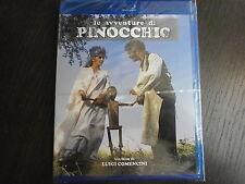 PINOCCHIO FILM IN BLU-RAY NUOVO DA NEGOZIO - COMPRO FUMETTI SHOP