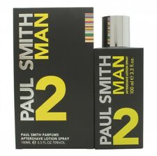 PAUL SMITH MAN 2 AFTERSHAVE LOTION 100ML SPRAY - MEN'S FOR HIM. NEW