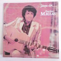 """33T Enrico MACIAS Vinyle LP 12"""" DISQUE D'OR - OH GUITARE ...- EMI PATHE 070-7223"""