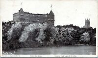 1907 J. Koehler Hotel San Remo Central Park Private Mailing Card NYC Postcard