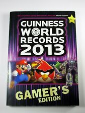 GUINNESS WORLD RECORDS GAMER'S EDITION: 2013, SOFTCOVER