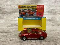 Corgi Toys Mini Marcos GT 850 Golden Jacks No. 341 Excellent condition