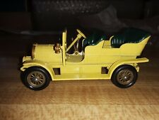 Very Rare MATCHBOX LESNEY MOY YESTERYEAR Y16 #2 1904 Spyker