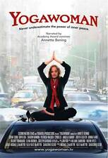 Yogawoman (2011) Documentary DVD New