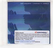 (HF568) Portico Quartet, Sleepless ft Cornelia - 2012 DJ CD