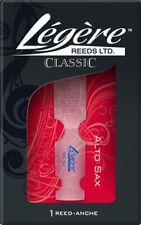 Legere Saxophone Reed Alto Eb (E - Flat) 2.0 Standard Cut