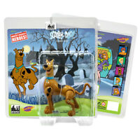 Scooby Doo 8 Inch Retro Style Action Figures Series: Scooby Doo