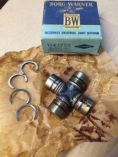1950-1956 Nash Rambler Hudson Wasp NORS Borg-Warner 114-1750 U-Joint Repair Kit
