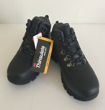 """NEW ~ DEER STAGS """"Gorp"""" Youth Boy's Black Boots~~Size 3M"""