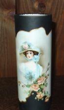 Vintage hand painted Limoges vase
