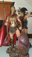 LEONIDA statua ARH no Sideshow no Bowen