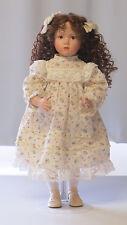 "Contemporary Artist doll 20 Inch  ""PATRICIA"" 50 cm Poupée D'artiste contemporain"