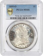 1895-O $1 PCGS MS66 - Key Date from New Orleans - Morgan Silver Dollar