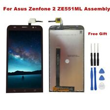 For Asus ZenFone 2 ZE551ML LCD Display+Touch Digitizer Screen Assembly   + Tools