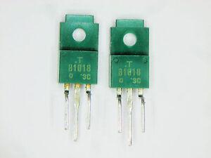 """2SB1018 """"Original"""" Toshiba Transistor 2  pcs"""