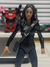"Netflix Marvel Legends Clair Tem 6"" Action Figure With Accessories."