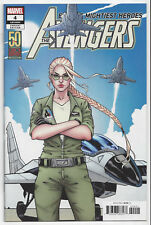 AVENGERS #4 ~ CAROL DANVERS 50TH VARIANT ~ NM/MINT 9.8 : SEND THIS BOOK TO CGC!