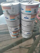 New listing Hills kidney care k/d feline tuna patee 24/ 5.5 oz cans exp 11/21 free ship