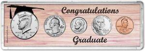 Congratulations Graduate Coin Gift Set, 2009