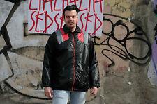 Herren Jacke 90er Übergangsjacke Anorak True VINTAGE 90s men jacket windbreaker