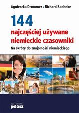 Agnieszka Drummer Richard Bo 144 najczesciej uzywane niemieckie czasowniki - NEW