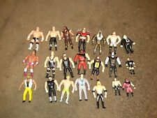 WWF Just Toys BEND EMS Lot of 21 WWE