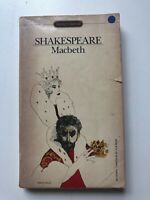 Macbeth by William Shakespeare Paperback 1963 Works Commentaries & Footnotes