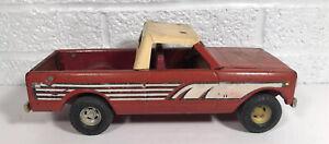 Vintage Ertl International Scout Terra Pickup Truck Pressed Steel