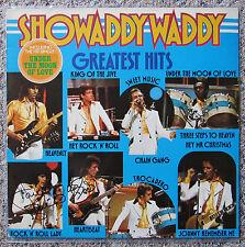 Vinyl-LP Showaddywaddy Greatest Hits / Signiert / Autogramme