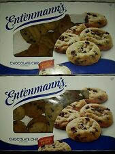 Entenmann's Chocolate Chip Cookies-(2 boxes 12oz each)-Original-Fast Free Ship