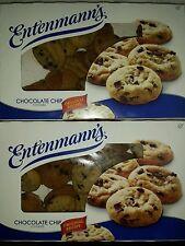 Entenmann's Chocolate Chip Cookies-(2 boxes 12oz each)-Original-Fast Free Ship