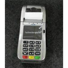 """First Data Fd150 All-In-One Credit Card Payment Terminal 2.7"""" Tft Silver"""