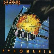 Pyromania - Def Leppard CD MERCURY