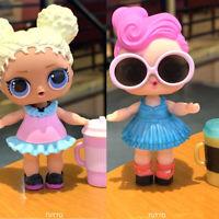 Lot 2Pcs LOL Surprise Doll Flower Child & Wave Confetti POP Series 3 toy gift