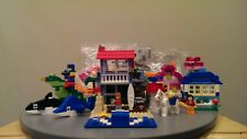Lego Creator 4630 Build & Play, 5560 Pink Box & 7346 Seaside House 100% Complete