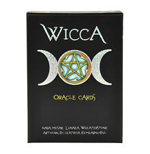 Wicca Orcale Cards/Deck - Divination, Spellcraft, Meditation, Pagan Magick