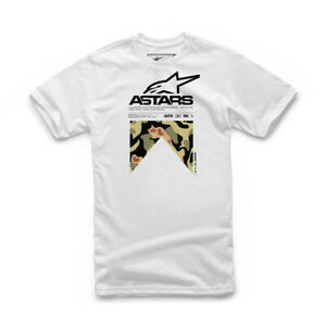Alpinestars Tactical Tee White All Sizes