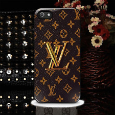 new gold style lv4652_ hard case for iphone 4/4S 5/5S 5C 6/6S 7/7S Plus SE cover